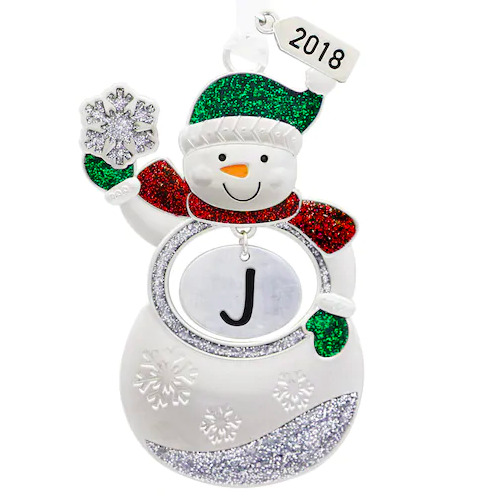 Normally $10, this ornament is 63 percent off with the code (Photo via Kohl's)