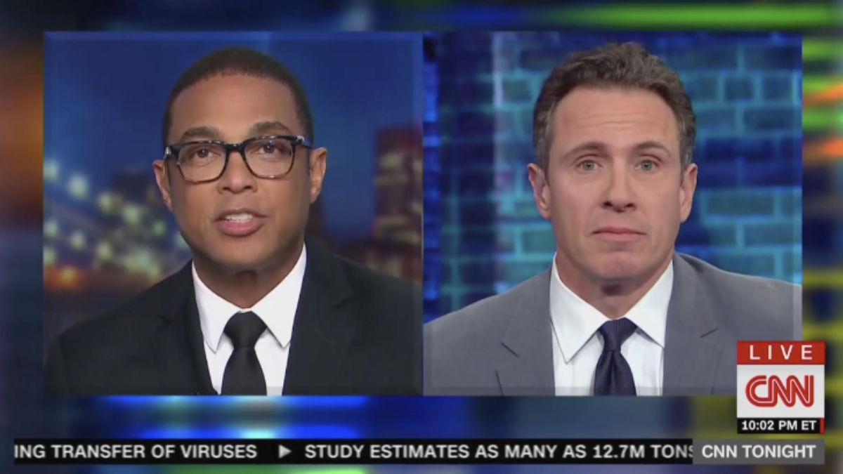 Cuomo Condemns Lemon For What He Said He'd Do To Trump At HW's Funeral If He Was Obama