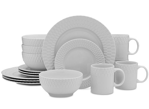 Normally $100, this 16-piece set is 80 percent off (Photo via Macy's)