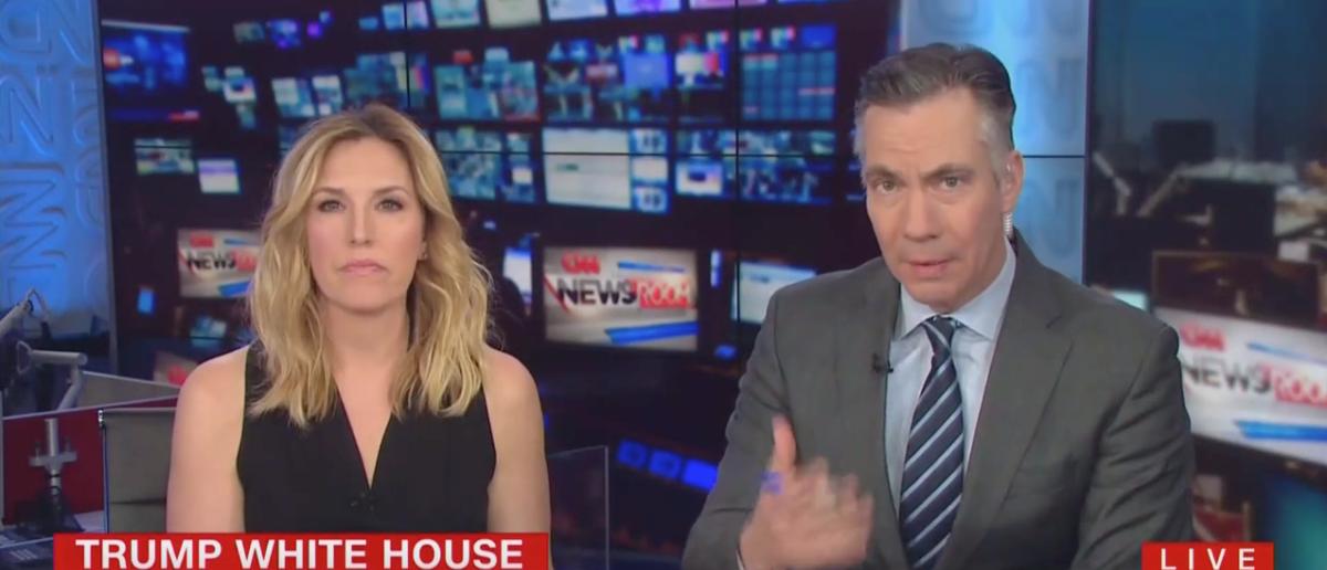 Jim Sciutto and Poppy Harlow (CNN Screenshot: December 13, 2018)
