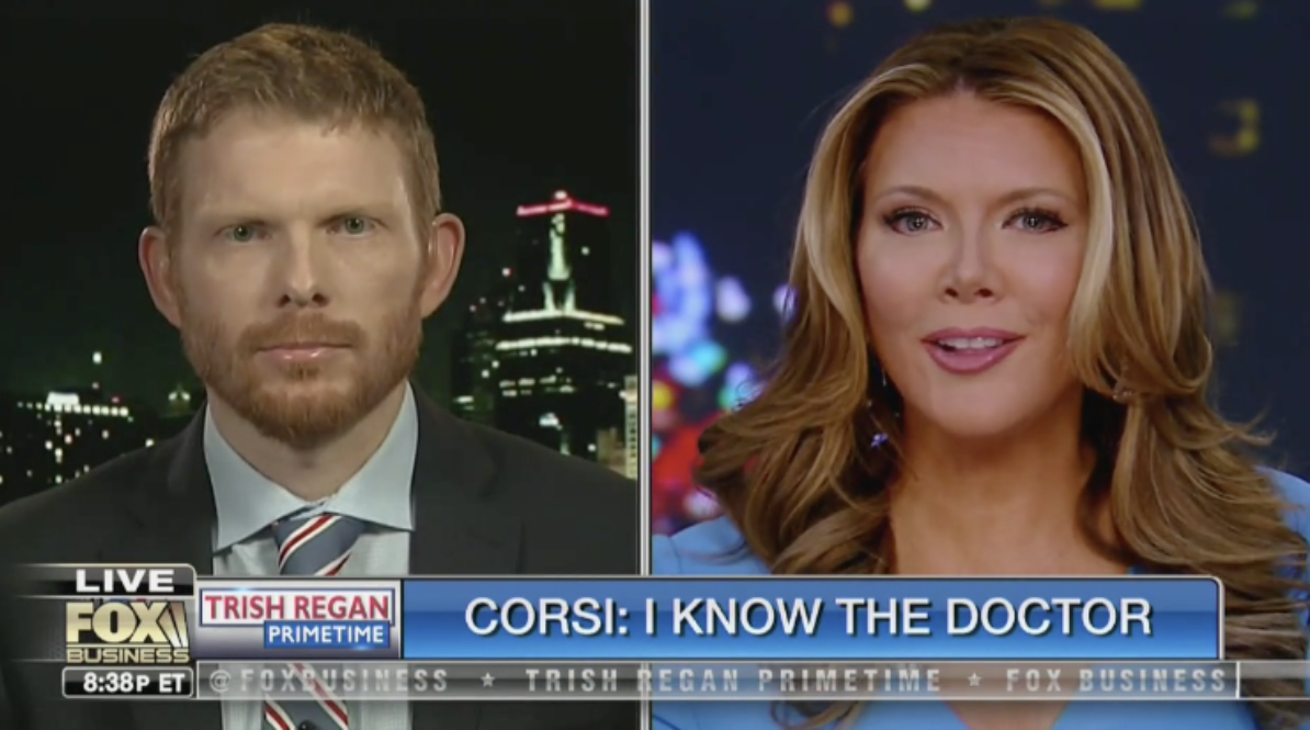 Chuck Ross Slams Corsi's Allegation of Getting Info From Mueller's Team | The Daily Caller
