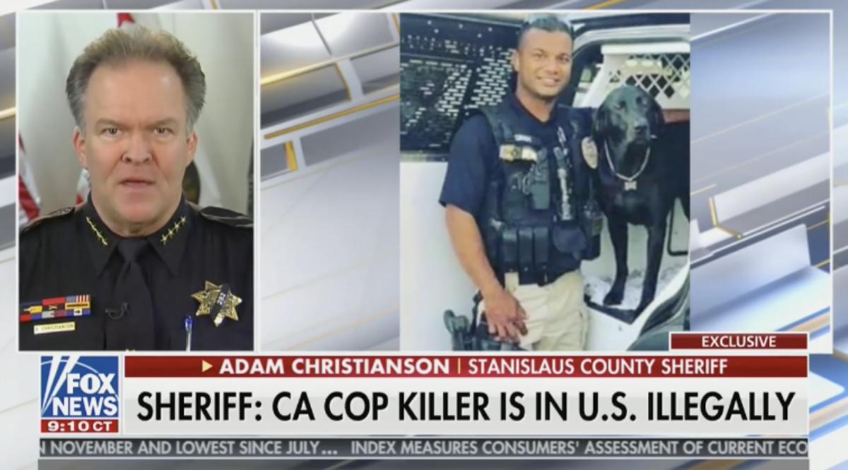 California Sheriff Adam Christianson Rips US Immigration ...