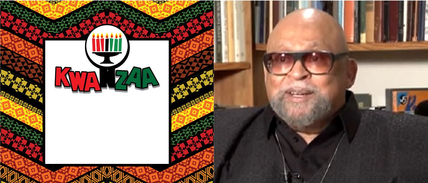 The Creator Of Kwanzaa Is A Criminal Loon Who Allegedly -5094