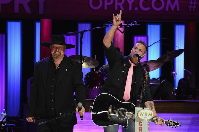 Montgomery Gentry at The Grand Ole Opry on October 25, 2016 in Nashville, Tennessee. (Photo: Getty Images)