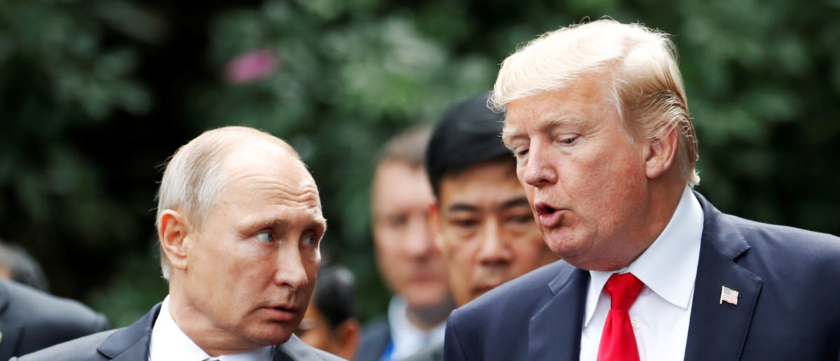 Putin: Relations With US 'Getting Worse By The Hour' Under Trump