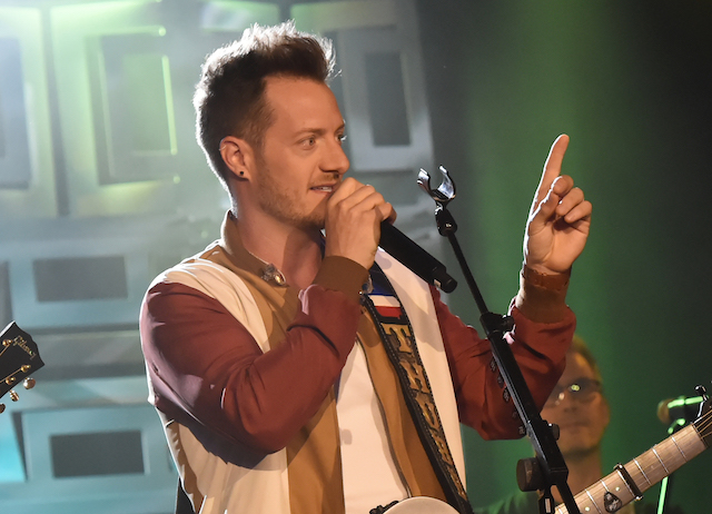 Tyler Hubbard performs onstage at the Innovation In Music Awards on June 3, 2018 in Nashville, Tennessee. (Photo:Getty Images)