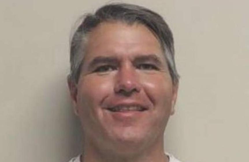 Pictured is Brant Jay Diediker. Screenshot/ Utah County Jail