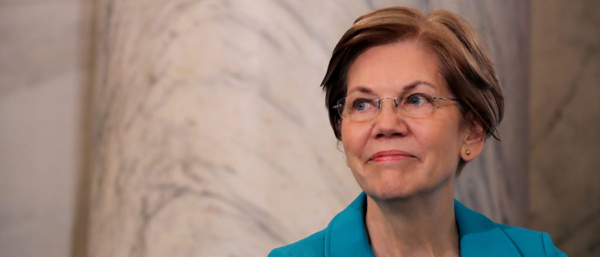 Elizabeth Warren Admits She Is Not A Person Of Color