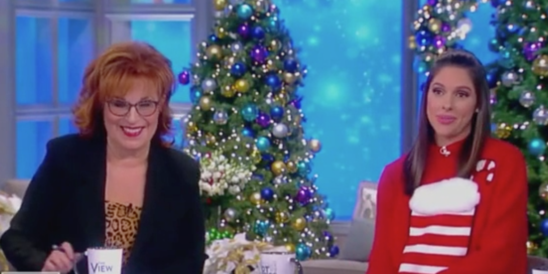 "Abby Huntsman appears on ""The View"" on ABC. Screen Shot/ABC"