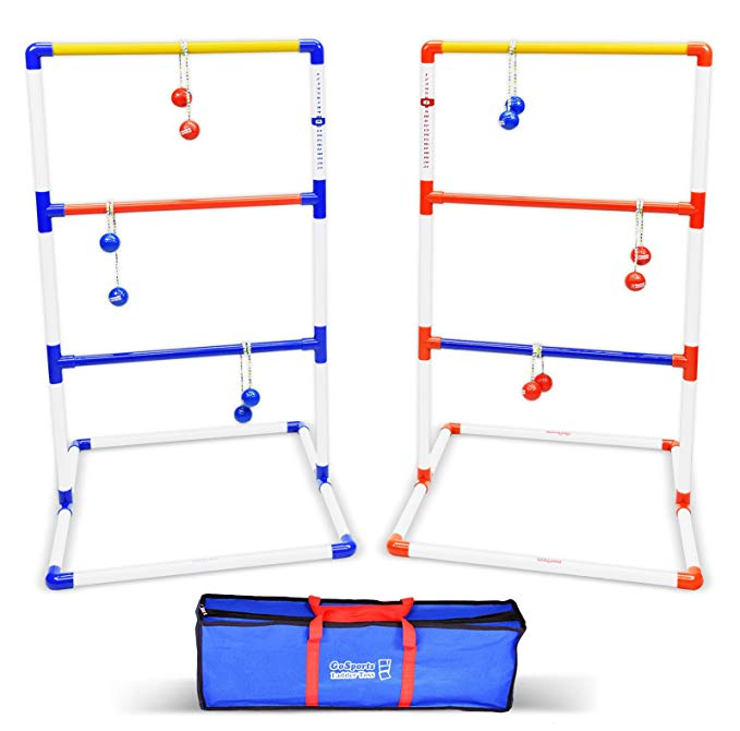 Normally $45, this ladder toss set is 34 percent off today (Photo via Amazon)