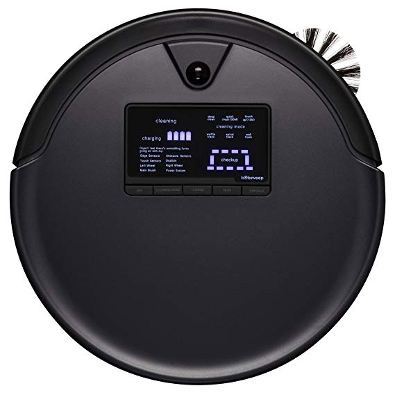 Normally $400, this robotic vacuum cleaner is 45 percent off today (Photo via Amazon)