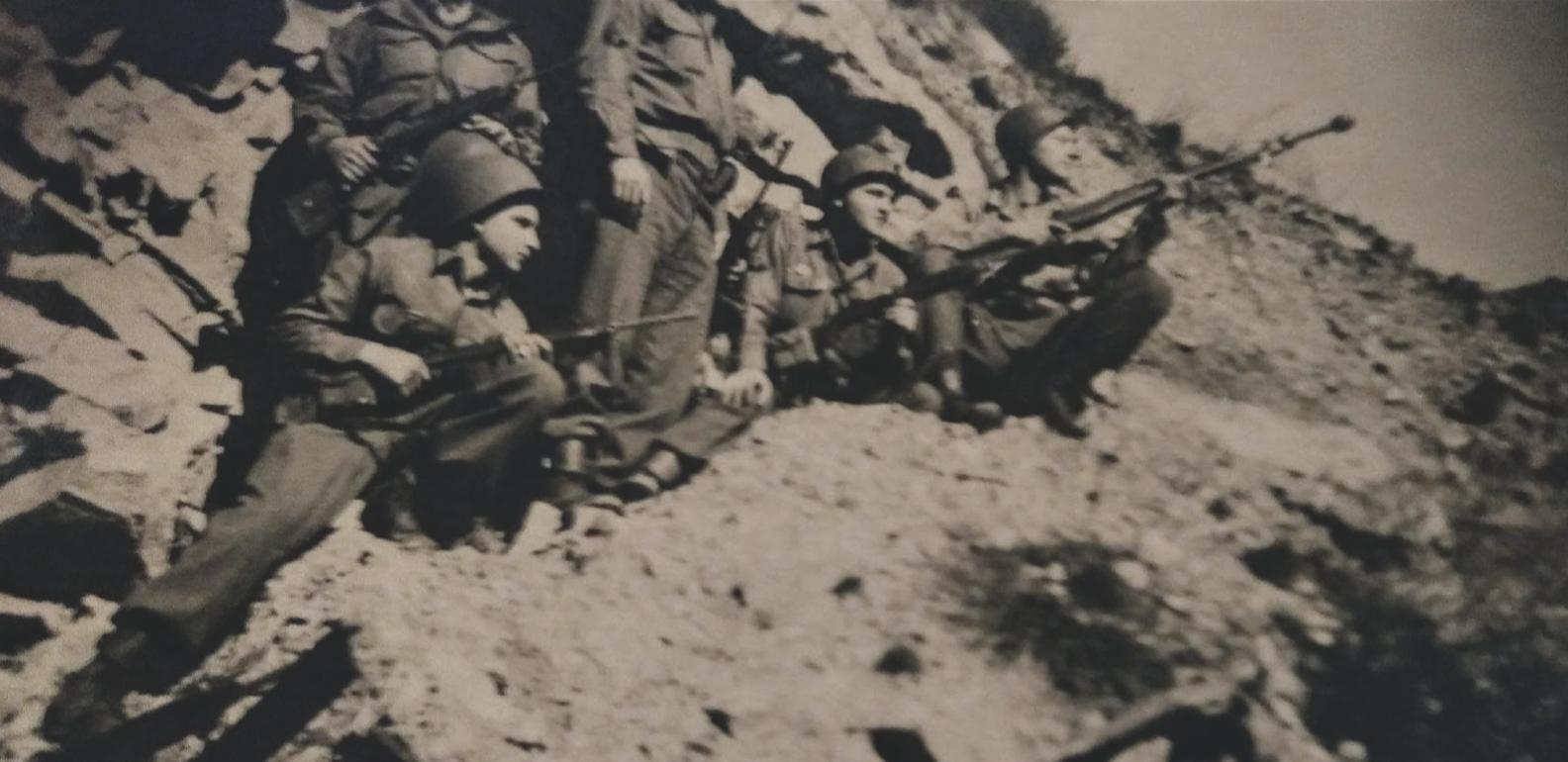 American soldiers in Belgium, 1944. Virginia Kruta/The Daily Caller