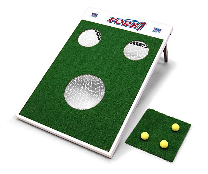 Normally $100, this golf chip game is 38 percent off today (Photo via Amazon)