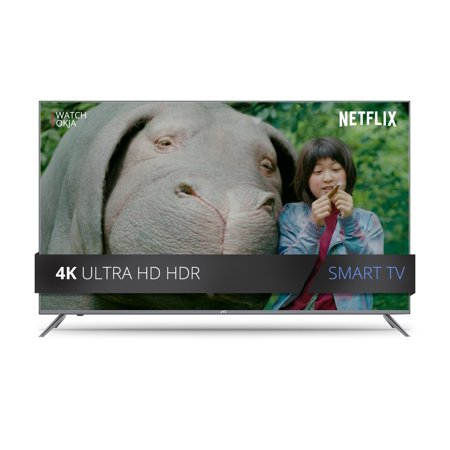 Normally $500, this 4K smart TV is 40 percent off (Photo via Walmart)