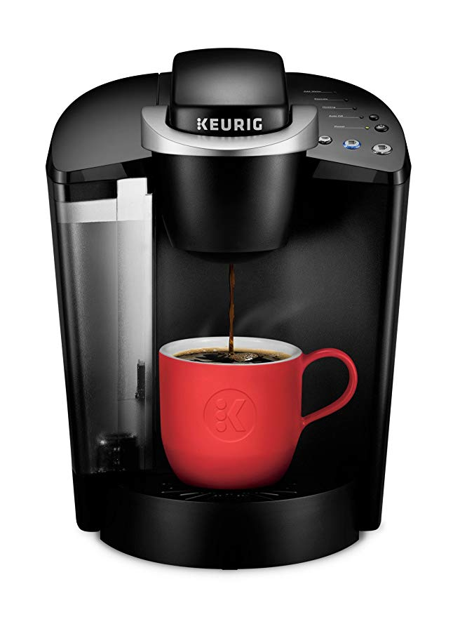 Normally $100, this coffee maker is 40 percent off today (Photo via Amazon)