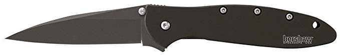 Normally $54, this Kershaw folding knife is 42 percent off today (Photo via Amazon)