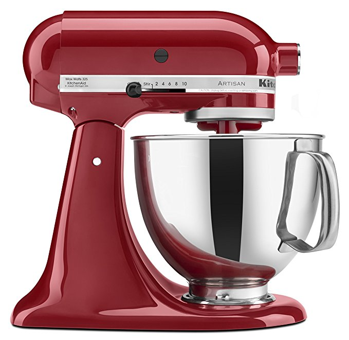 Normally $430, this stand mixer is 40 percent off (Photo via Amazon)