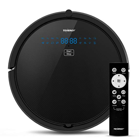 Normally $160, this robotic vacuum cleaner is 25 percent off today (Photo via Amazon)
