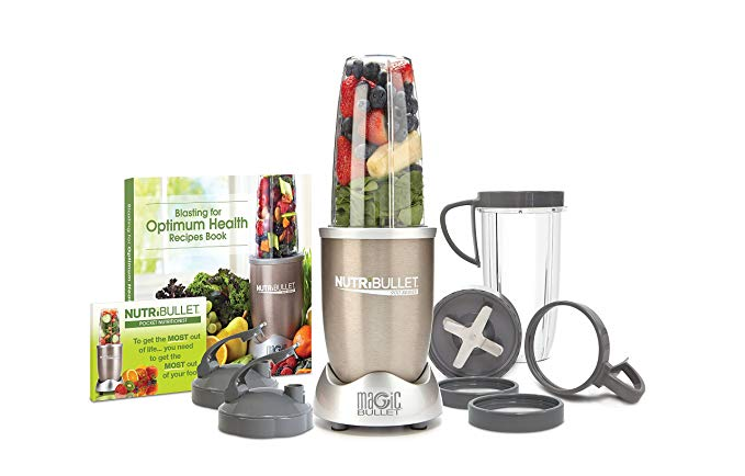 Normally $80, the NutriBullet Pro is 38 percent off (Photo via Amazon)