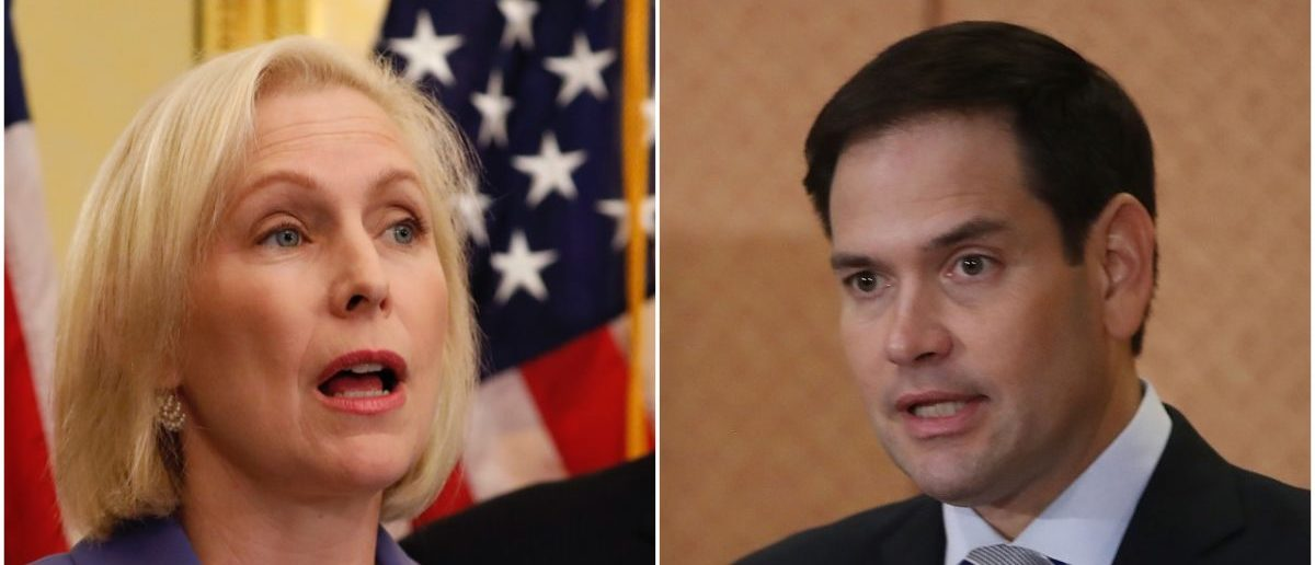 Rubio Knocks Down Kirsten Gillibrand's Claim That The 'Future Is Female'