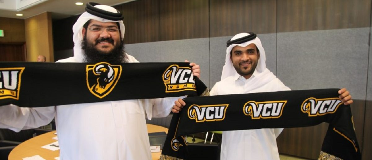 Virginia Commonwealth University in Qatar http://wp.vcu.edu/sportleadership/2017/11/