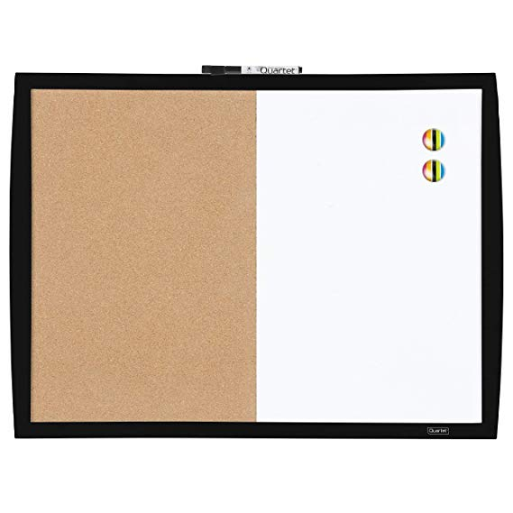 Normally $12, this dry erase board is 18 percent off (Photo via Amazon)