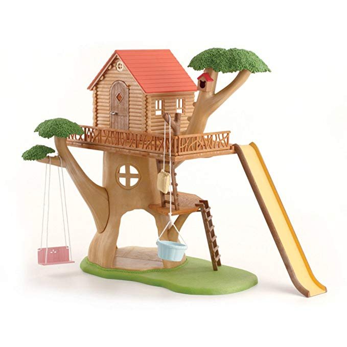 Normally $70, this tree house is 43 percent off (Photo via Amazon)