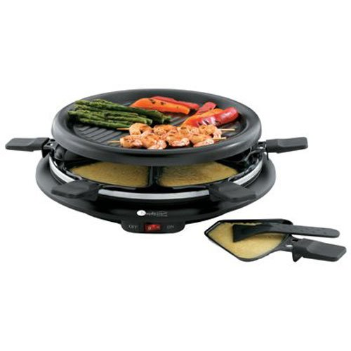 Normally $50, this raclette is 33 percent off (Photo via Amazon)