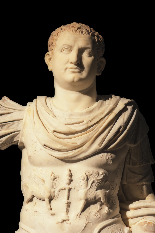 Roman Emperor Titus (riekephotos/Shutterstock)