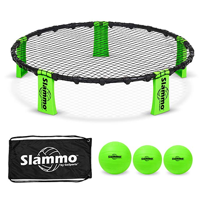 Normally $40, this Slammo set is 48 percent off today (Photo via Amazon)