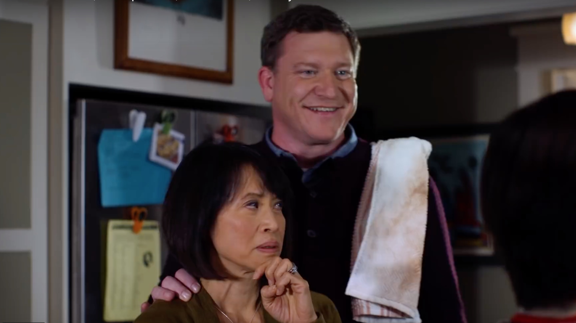 "Stoney Westmoreland appears on the Disney Channel's ""Andi Mack."" Screen Shot/The Disney Channel"