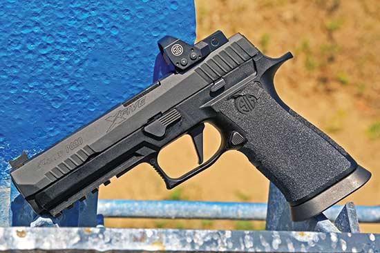 Gun Test: SIG P320 X-FIVE   The Daily Caller