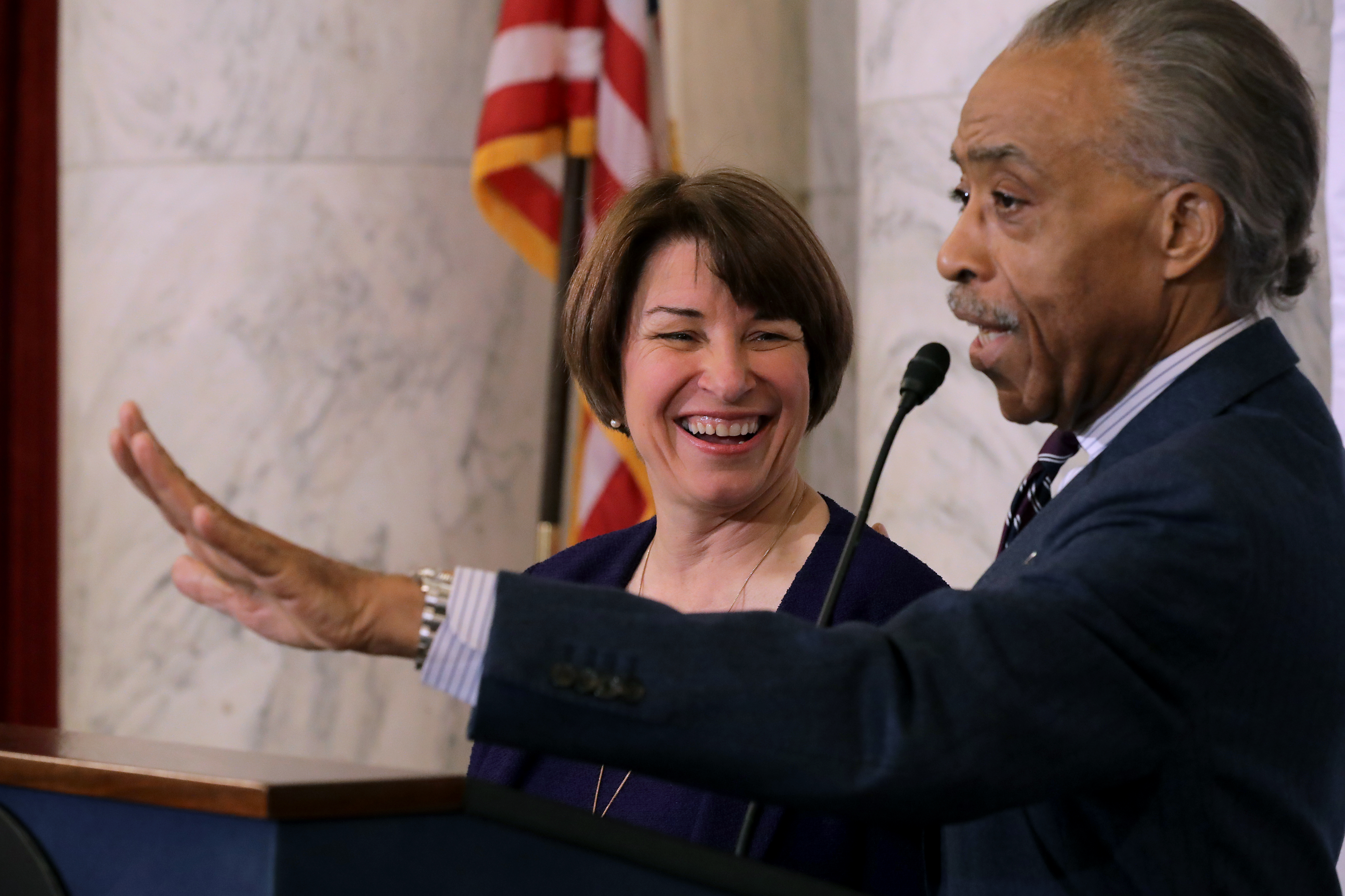 Klobuchar timeline: A life of law and politics led to presidential aspirations