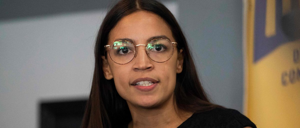 Ocasio-Cortez Campaign Slapped With A Fine For Not Providing Proper Workers' Comp