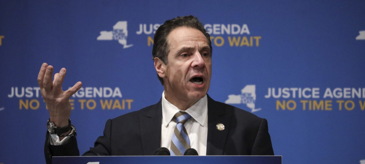 OPINION: How Cuomo And de Blasio's Politics Failed NYC And Botched The Amazon Deal