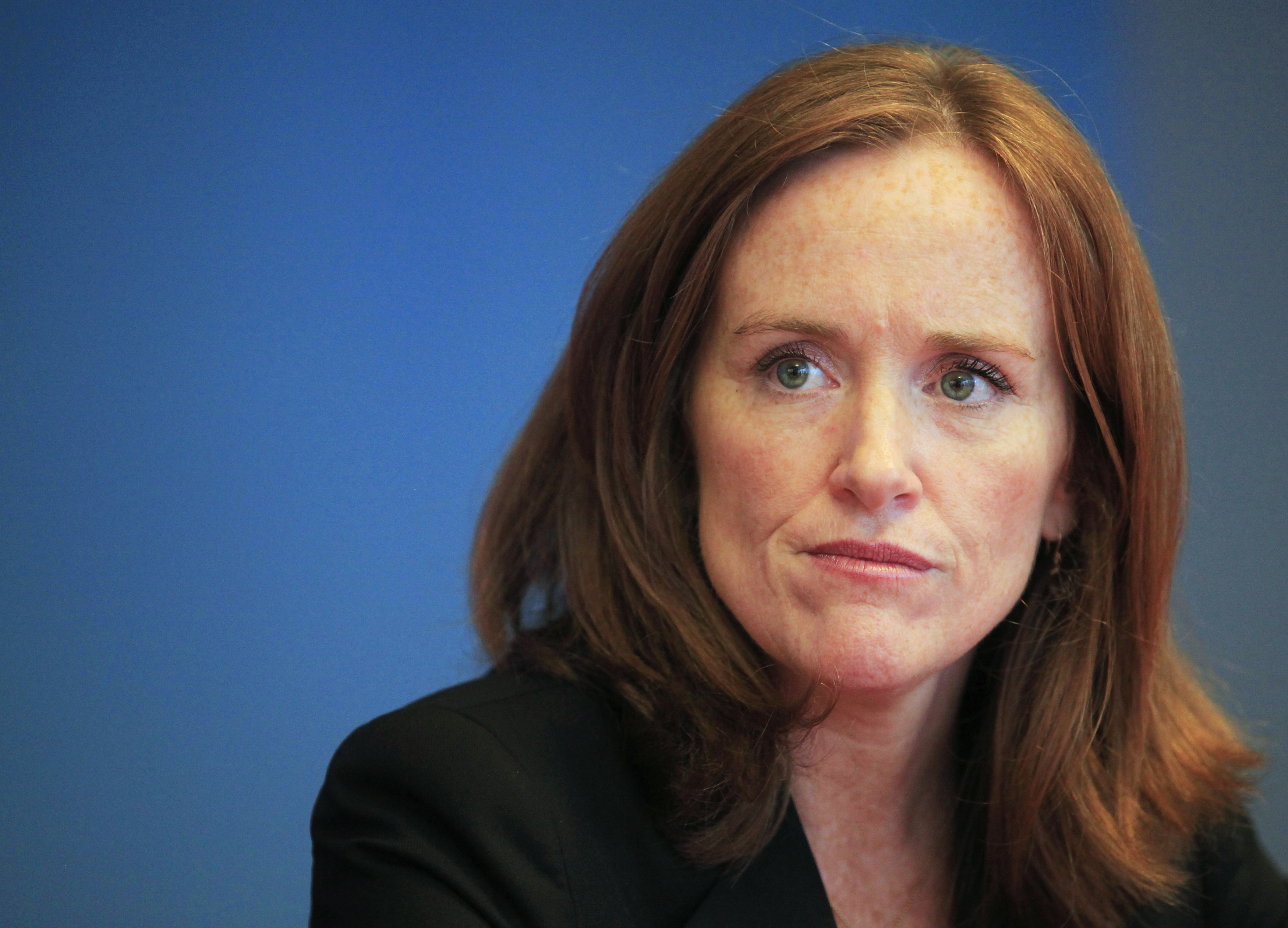 New York Democratic Rep. Kathleen Rice. Pic by Eric Thayer/REUTERS