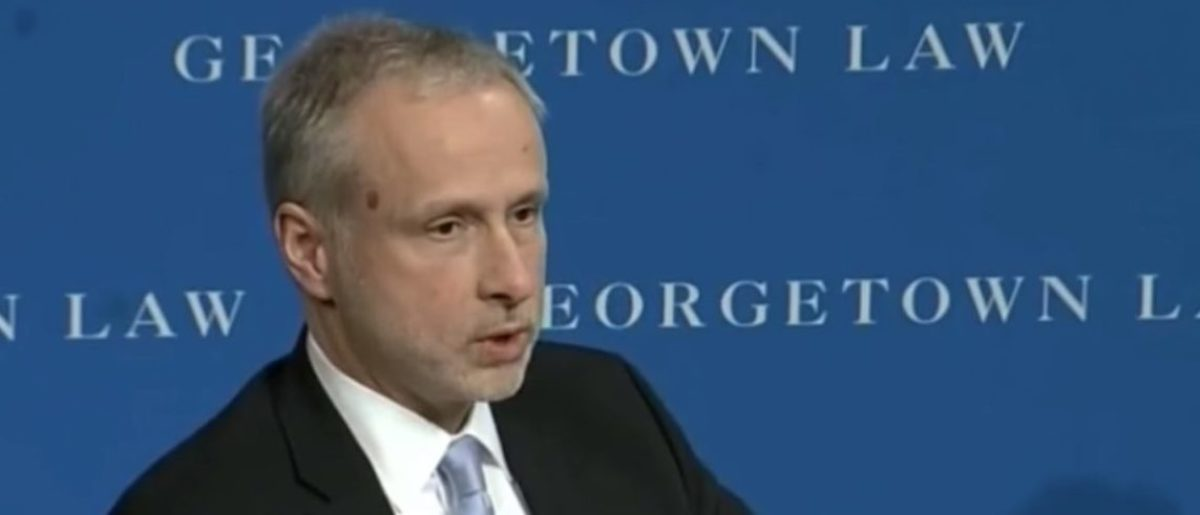 Ex-FBI Official: Fusion GPS Founder Tried To 'Elevate' Dossier By Spreading It All Around Washington