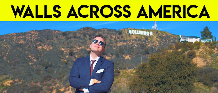 Walls Across America: Celebrity Edition [Daily Caller]