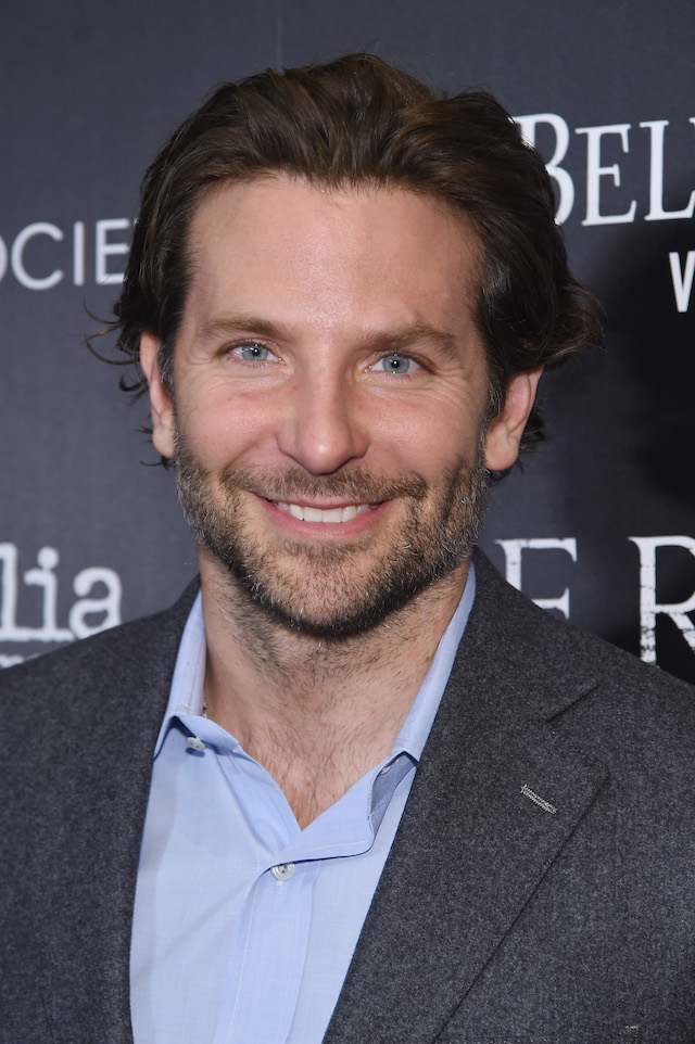 "Bradley Cooper attends a screening of ""Serena"" hosted by Magnolia Pictures and The Cinema Society with Dior Beauty on March 21, 2015 in New York City. (Photo by Jamie McCarthy/Getty Images)"