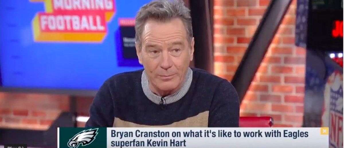 Bryan Cranston (Photo: YouTube Screenshot)