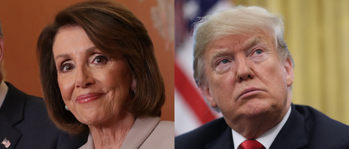 Trump Brings Pelosi's Multimillion-Dollar Vineyard Into Shutdown Fight