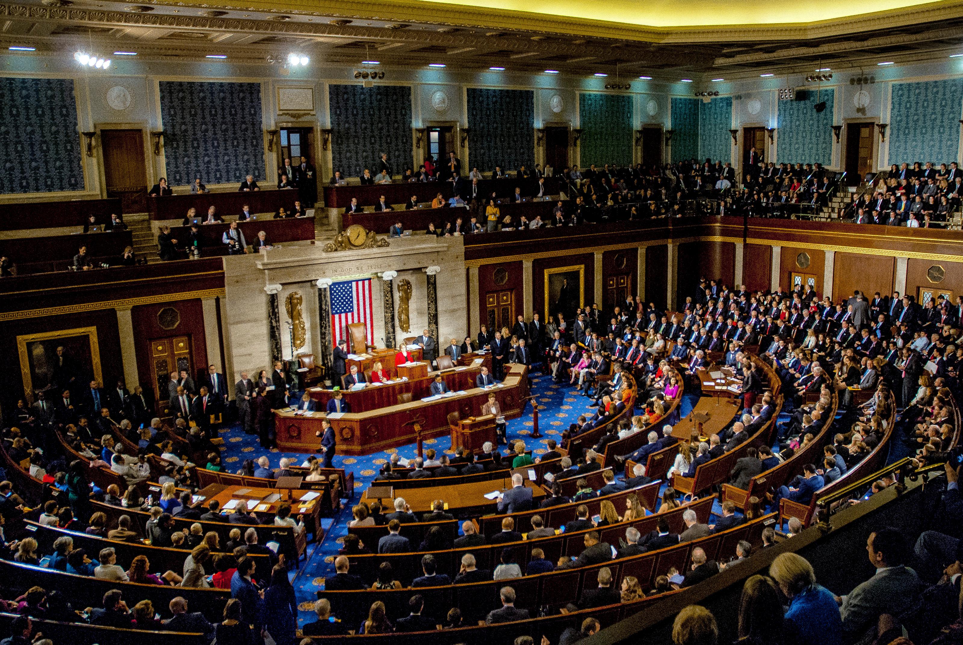 House of Representatives. Shutterstock