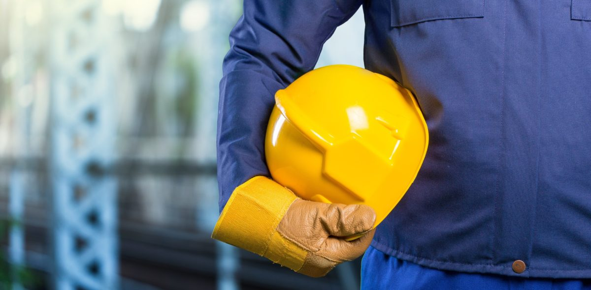 Construction Hat. Shutterstock