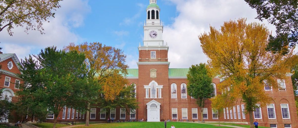 Dartmouth is rolling out a new plan to clarify sexual misconduct policies. SHUTTERSTOCK/ Dan Lewis