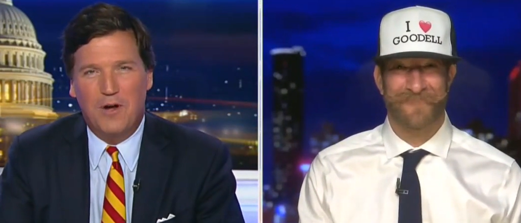 BARSTOOL SPORTS FOUNDER ANSWERS TUCKER S BURNING QUESTION   HOW DUMB IS  ROGER GOODELL   cbb45575b