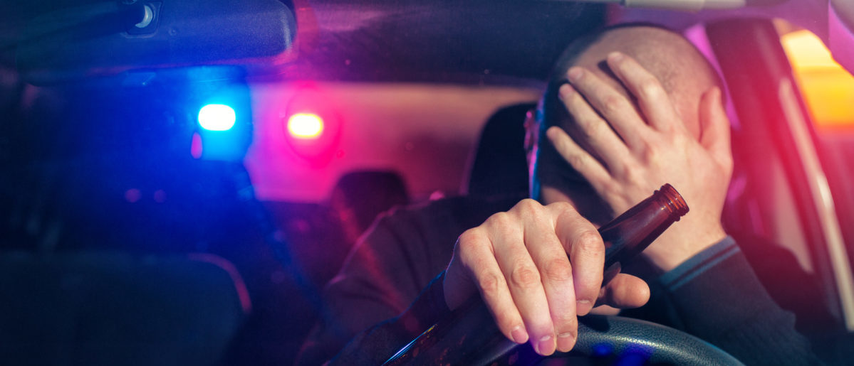 A judge will not get arrested for driving while being intoxicated. SHUTTERSTOCK/ Paul Biryukov
