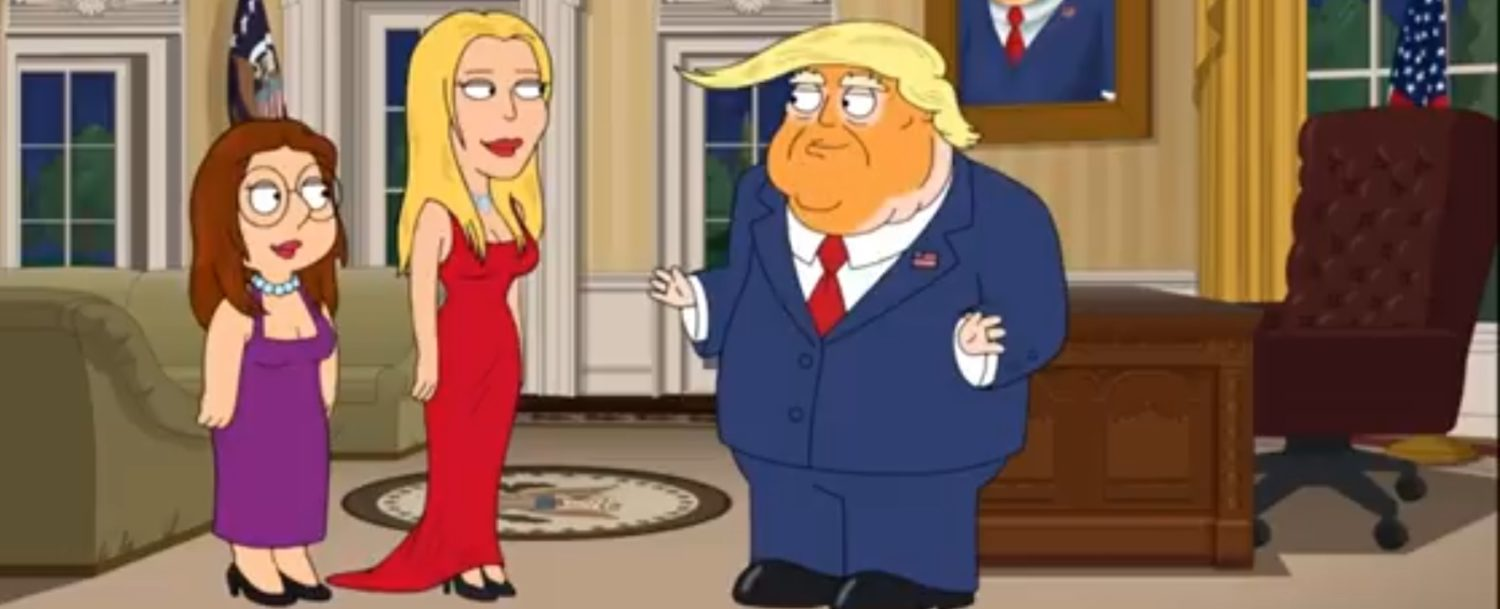 'Family Guy' Producers Try To Justify Depiction Of Trump Groping Teenager