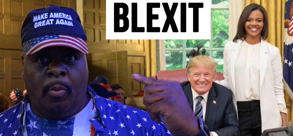 Inside Report from the First Ever Blexit Conference: Encouraging Black People to Leave the Democratic Party