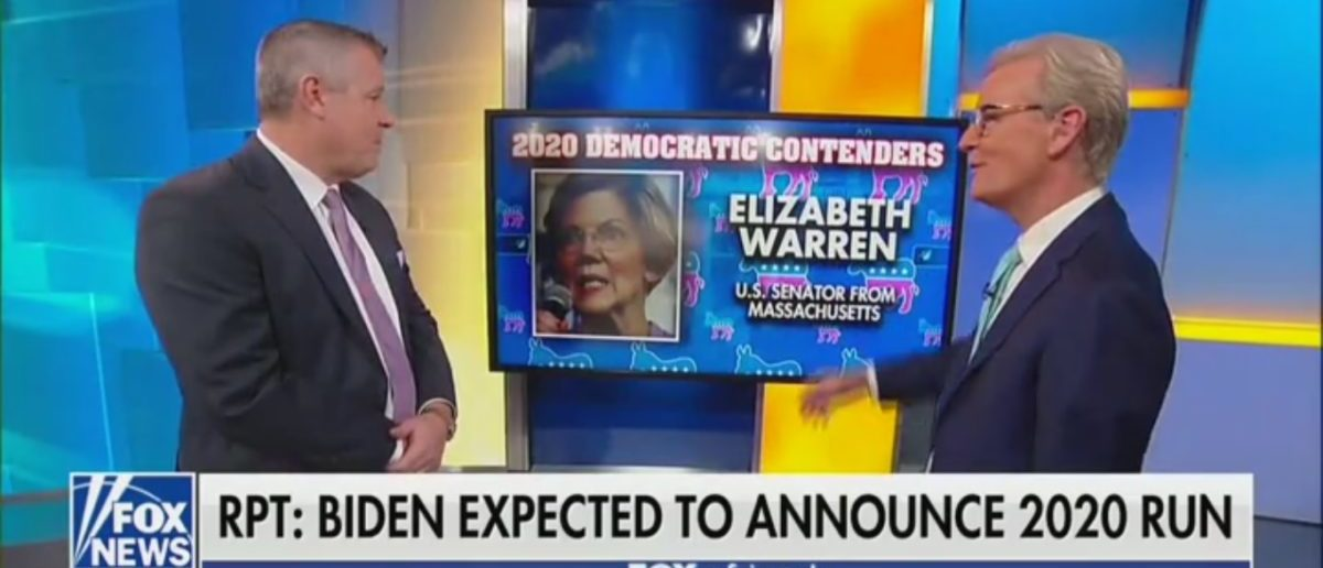 Former Trump Pollster Predicts Over Three Dozen Democrats Could Run For President In 2020