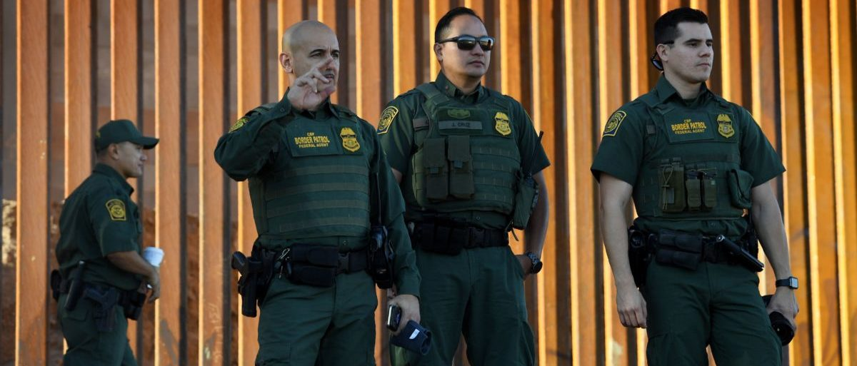 Three Officers Wounded In Shootout At The Border, Suspect Killed